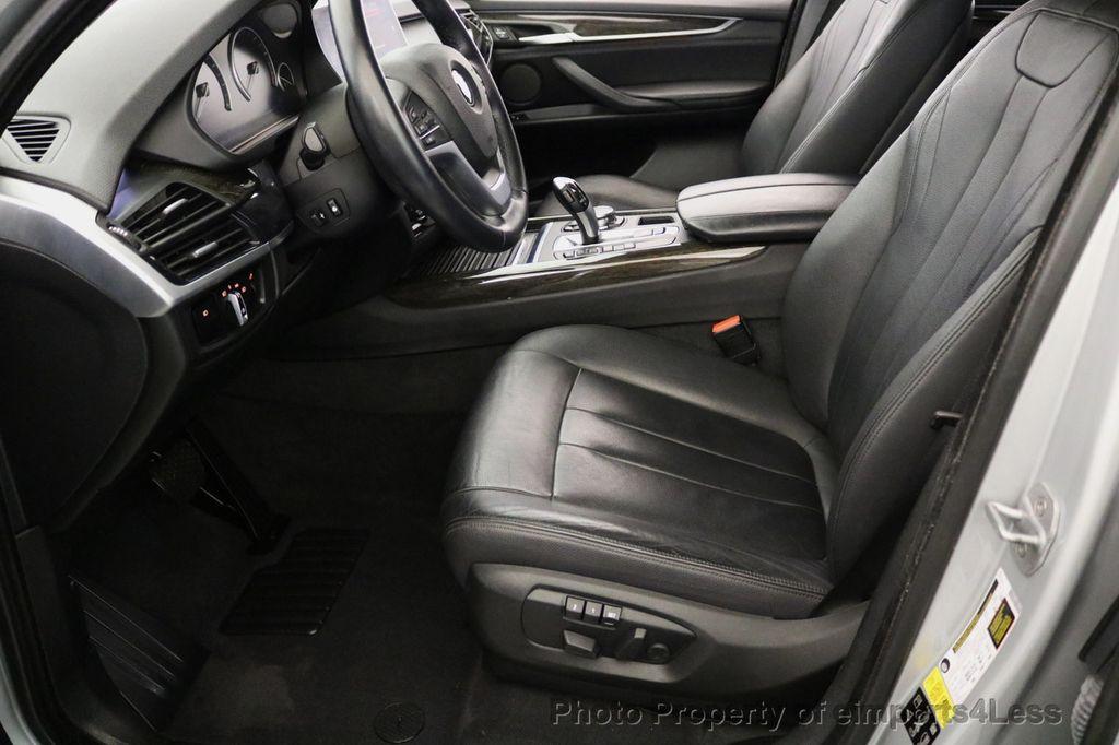 2015 BMW X5 CERTIFIED X5 xDRIVE35i AWD X-LINE CAMERA NAVI - 17425257 - 45