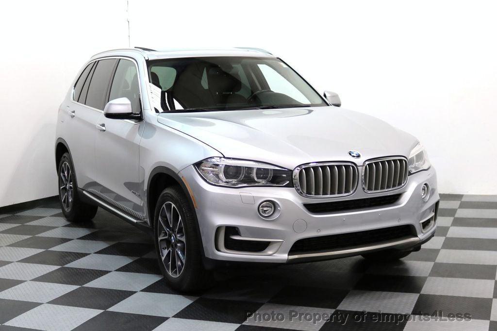 2015 BMW X5 CERTIFIED X5 xDRIVE35i AWD X-LINE CAMERA NAVI - 17425257 - 51