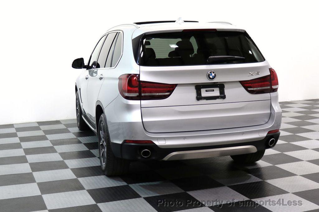 2015 BMW X5 CERTIFIED X5 xDRIVE35i AWD X-LINE CAMERA NAVI - 17425257 - 52