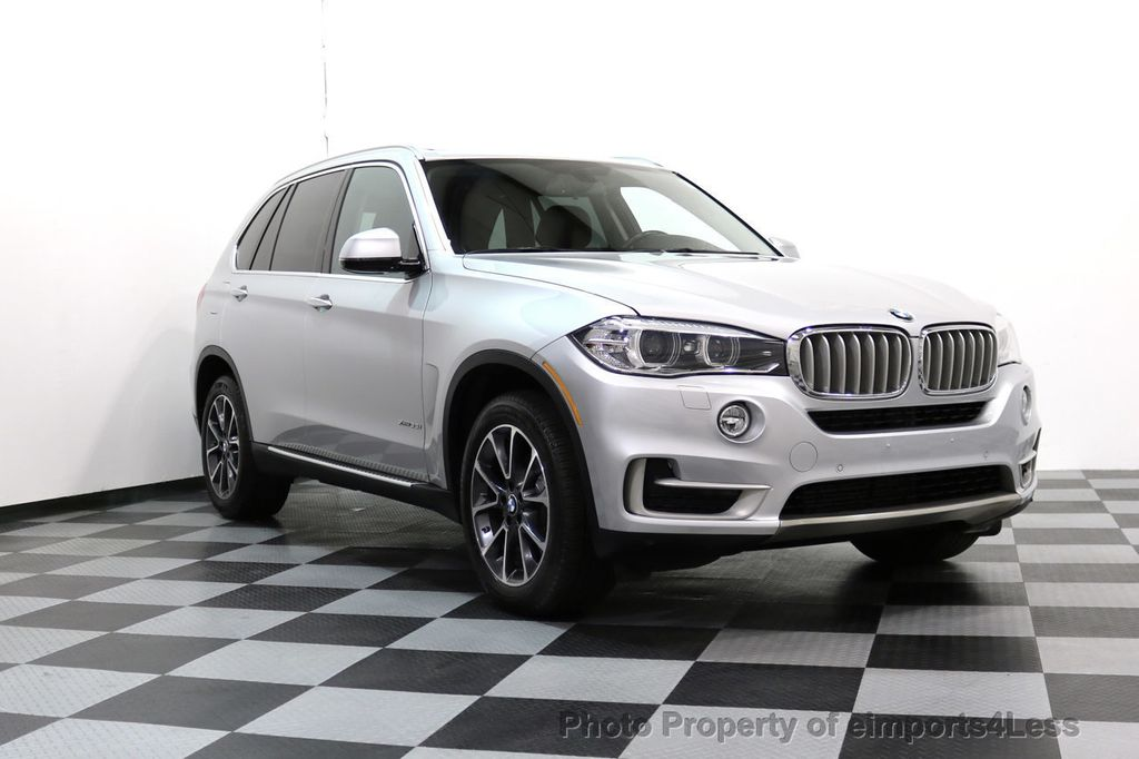 2015 BMW X5 CERTIFIED X5 xDRIVE35i AWD X-LINE CAMERA NAVI - 17425257 - 56