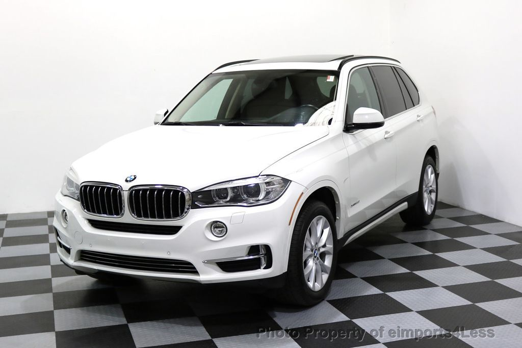 2015 BMW X5 CERTIFIED X5 xDRIVE35i Luxury Line AWD CAMERA NAVI - 17308031 - 0