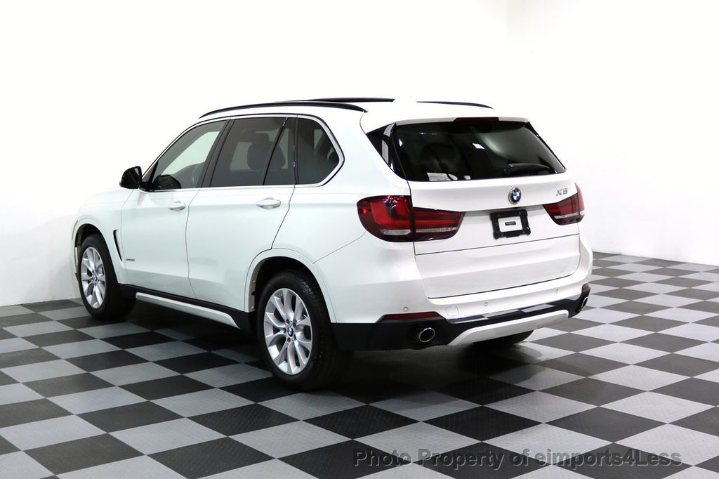 2015 BMW X5 CERTIFIED X5 xDRIVE35i Luxury Line AWD CAMERA NAVI - 17308031 - 16