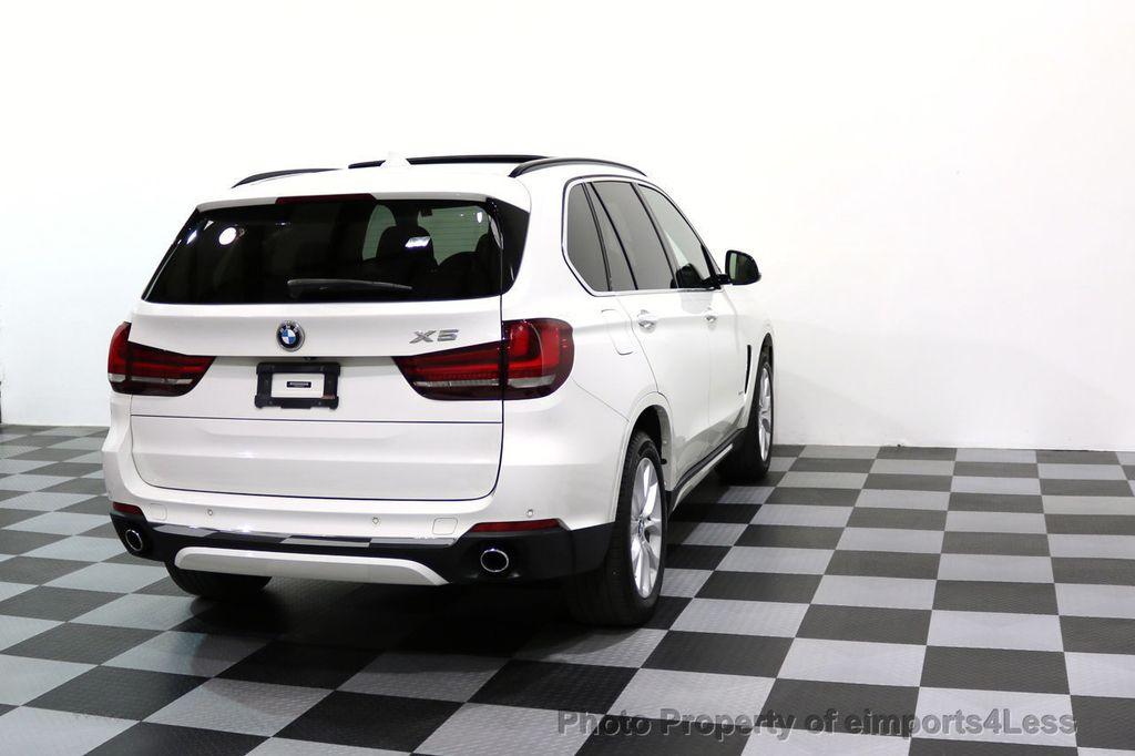 2015 BMW X5 CERTIFIED X5 xDRIVE35i Luxury Line AWD CAMERA NAVI - 17308031 - 18