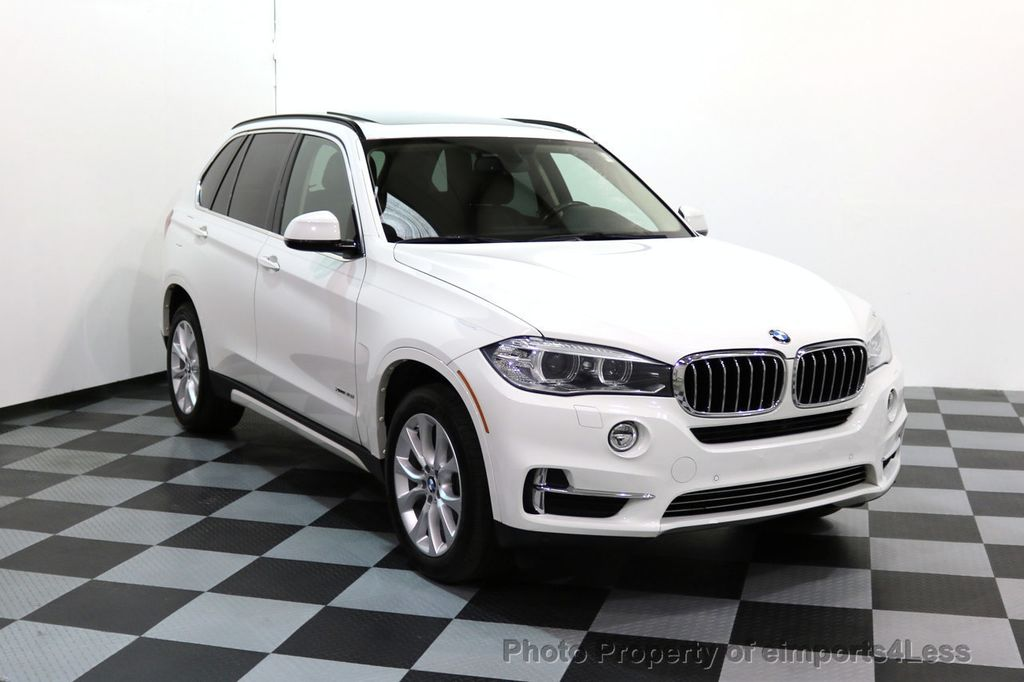 2015 BMW X5 CERTIFIED X5 xDRIVE35i Luxury Line AWD CAMERA NAVI - 17308031 - 1