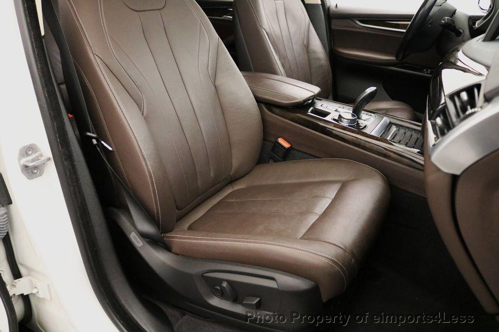 2015 BMW X5 CERTIFIED X5 xDRIVE35i Luxury Line AWD CAMERA NAVI - 17308031 - 24