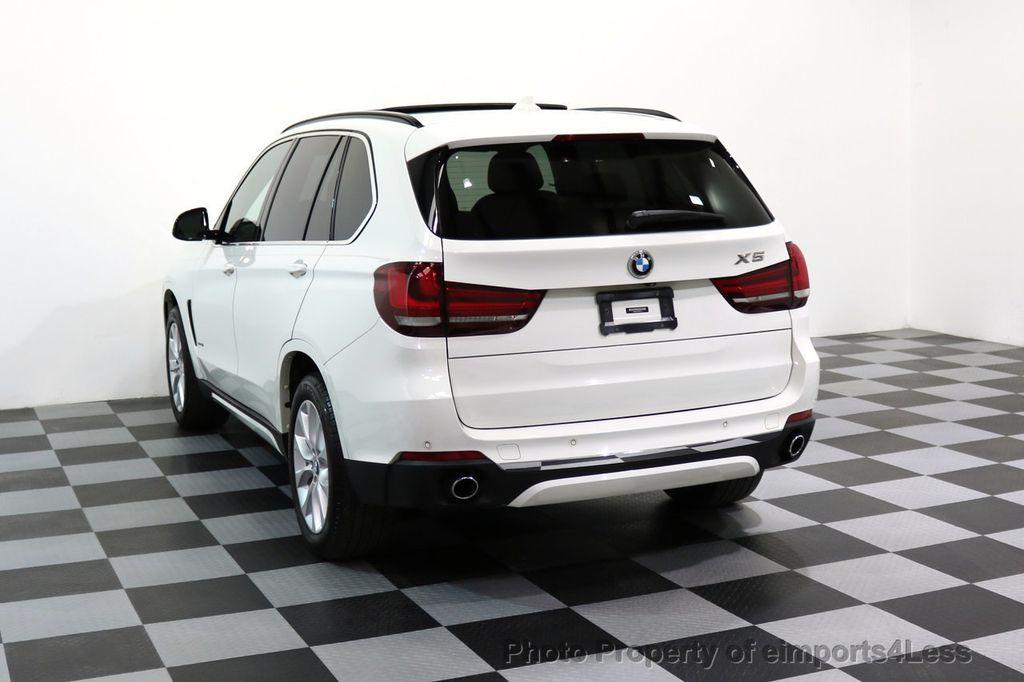 2015 BMW X5 CERTIFIED X5 xDRIVE35i Luxury Line AWD CAMERA NAVI - 17308031 - 30
