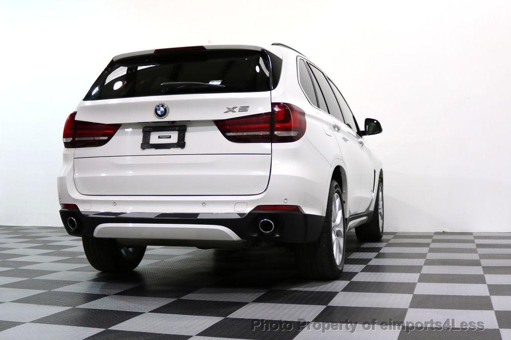 2015 BMW X5 CERTIFIED X5 xDRIVE35i Luxury Line AWD CAMERA NAVI - 17308031 - 32