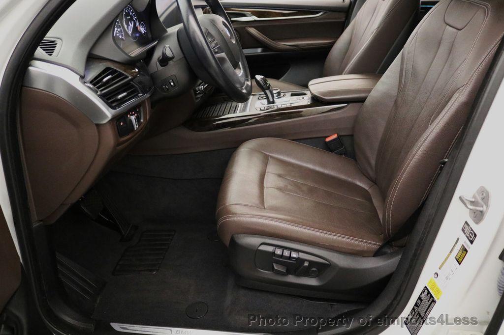 2015 BMW X5 CERTIFIED X5 xDRIVE35i Luxury Line AWD CAMERA NAVI - 17308031 - 33