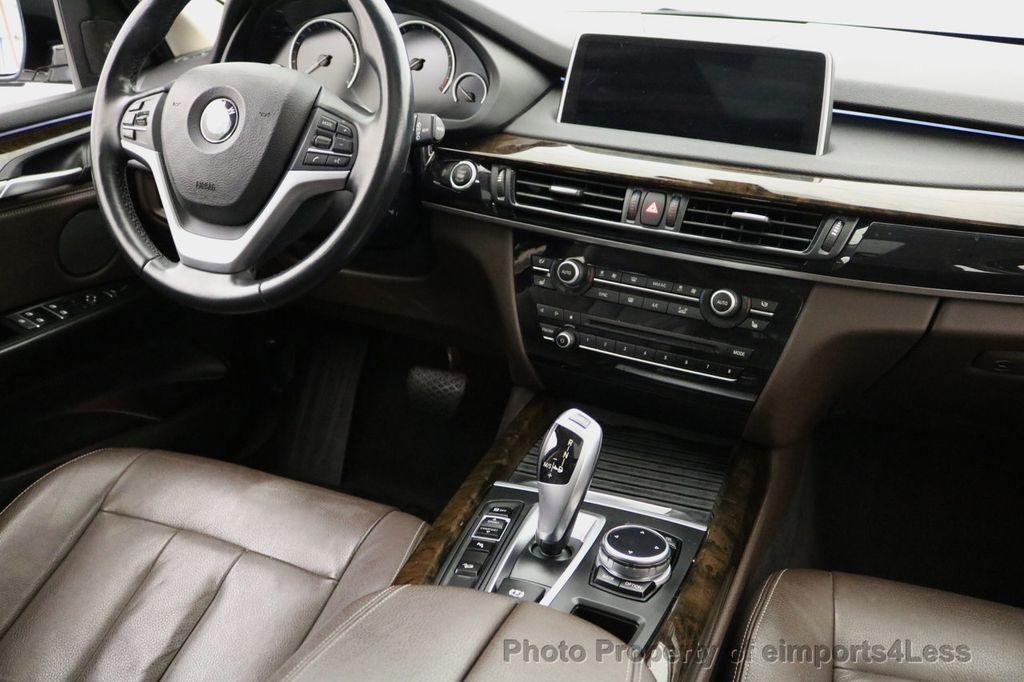 2015 BMW X5 CERTIFIED X5 xDRIVE35i Luxury Line AWD CAMERA NAVI - 17308031 - 34