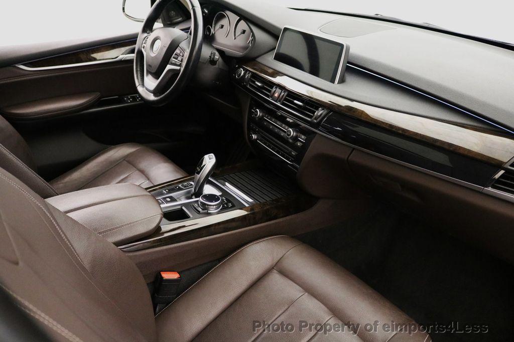 2015 BMW X5 CERTIFIED X5 xDRIVE35i Luxury Line AWD CAMERA NAVI - 17308031 - 36