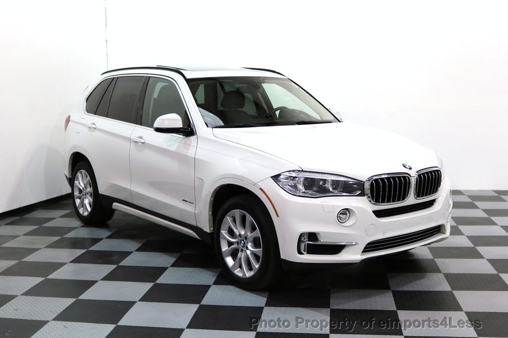 2015 BMW X5 CERTIFIED X5 xDRIVE35i Luxury Line AWD CAMERA NAVI - 17308031 - 41