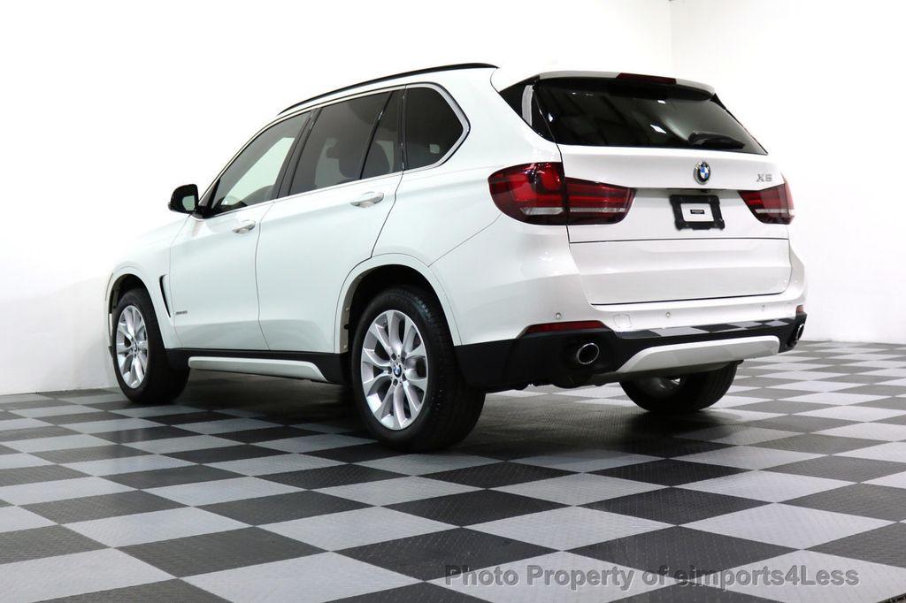 2015 BMW X5 CERTIFIED X5 xDRIVE35i Luxury Line AWD CAMERA NAVI - 17308031 - 42