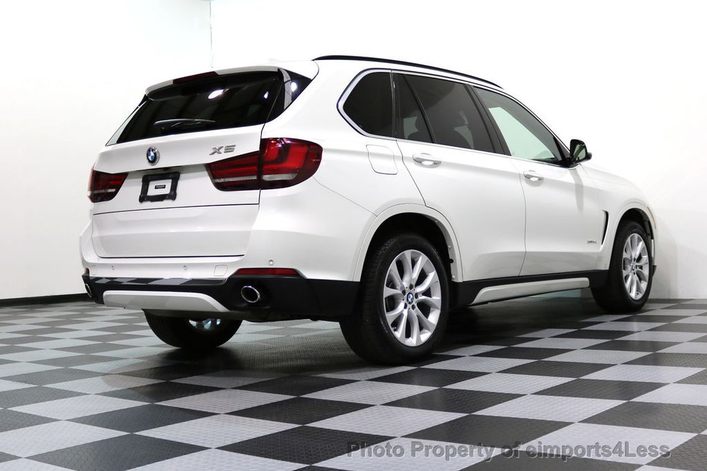 2015 BMW X5 CERTIFIED X5 xDRIVE35i Luxury Line AWD CAMERA NAVI - 17308031 - 43