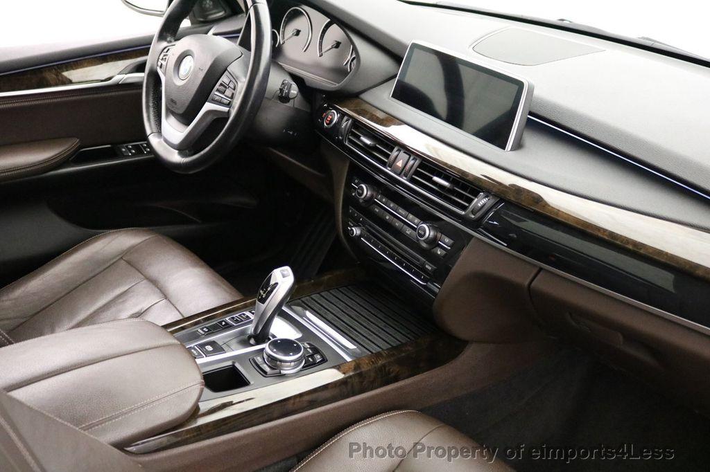 2015 BMW X5 CERTIFIED X5 xDRIVE35i Luxury Line AWD CAMERA NAVI - 17308031 - 45