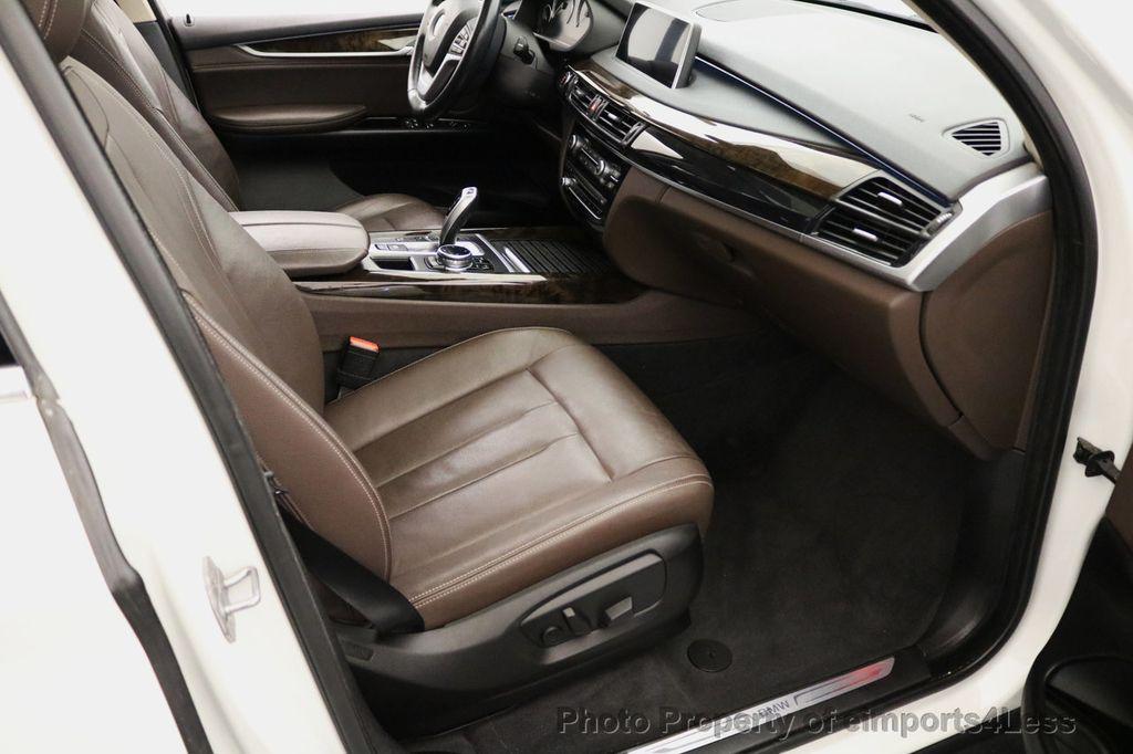 2015 BMW X5 CERTIFIED X5 xDRIVE35i Luxury Line AWD CAMERA NAVI - 17308031 - 48