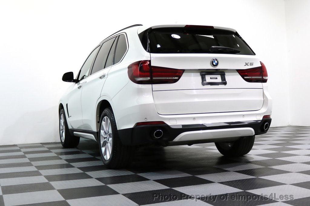 2015 BMW X5 CERTIFIED X5 xDRIVE35i Luxury Line AWD CAMERA NAVI - 17308031 - 50
