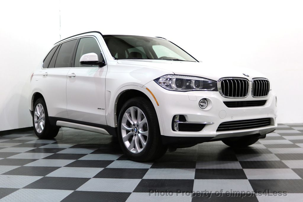 2015 BMW X5 CERTIFIED X5 xDRIVE35i Luxury Line AWD CAMERA NAVI - 17308031 - 52