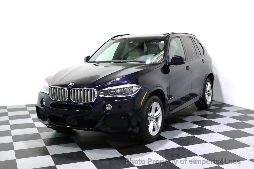 2015 BMW X5 CERTIFIED X5 xDRIVE50i AWD M SPORT Active Cruise 3RD ROW SEATING - 17395739 - 0