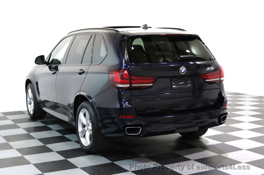 2015 BMW X5 CERTIFIED X5 xDRIVE50i AWD M SPORT Active Cruise 3RD ROW SEATING - 17395739 - 9