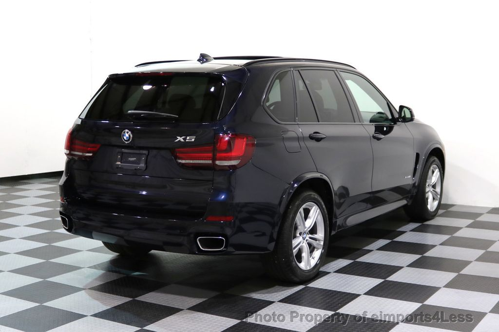2015 BMW X5 CERTIFIED X5 xDRIVE50i AWD M SPORT Active Cruise 3RD ROW SEATING - 17395739 - 10