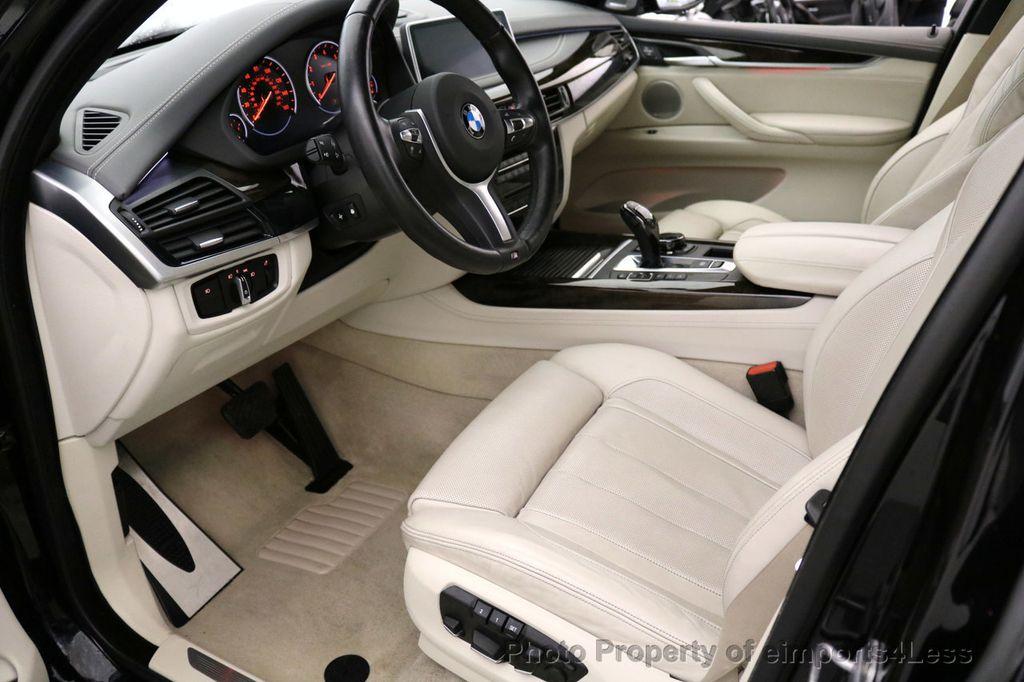 2015 Used Bmw X5 Certified X5 Xdrive50i Awd M Sport Active