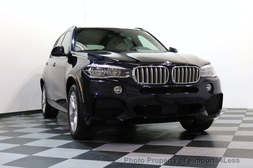 2015 BMW X5 CERTIFIED X5 xDRIVE50i AWD M SPORT Active Cruise 3RD ROW SEATING - 17395739 - 20