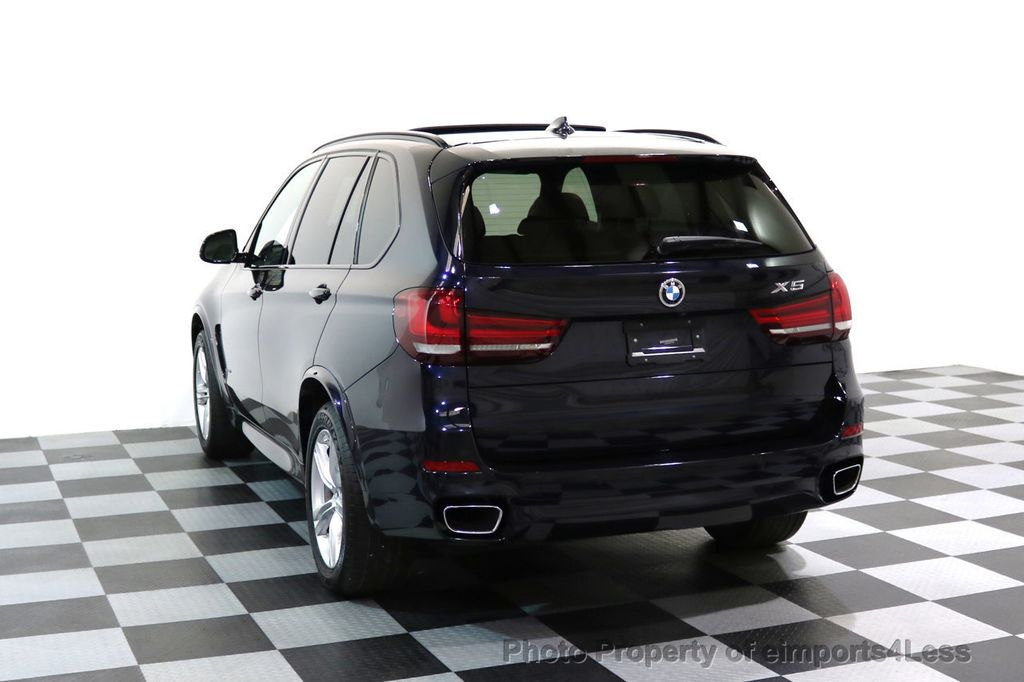 2015 BMW X5 CERTIFIED X5 xDRIVE50i AWD M SPORT Active Cruise 3RD ROW SEATING - 17395739 - 21