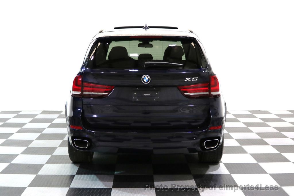 2015 BMW X5 CERTIFIED X5 xDRIVE50i AWD M SPORT Active Cruise 3RD ROW SEATING - 17395739 - 22