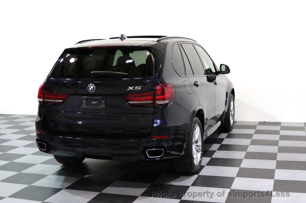 2015 BMW X5 CERTIFIED X5 xDRIVE50i AWD M SPORT Active Cruise 3RD ROW SEATING - 17395739 - 23