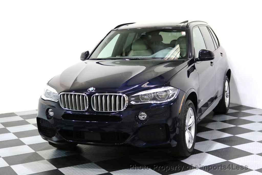 2015 BMW X5 CERTIFIED X5 xDRIVE50i AWD M SPORT Active Cruise 3RD ROW SEATING - 17395739 - 32