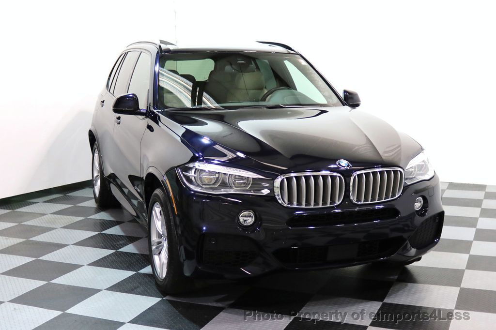 2015 BMW X5 CERTIFIED X5 xDRIVE50i AWD M SPORT Active Cruise 3RD ROW SEATING - 17395739 - 33