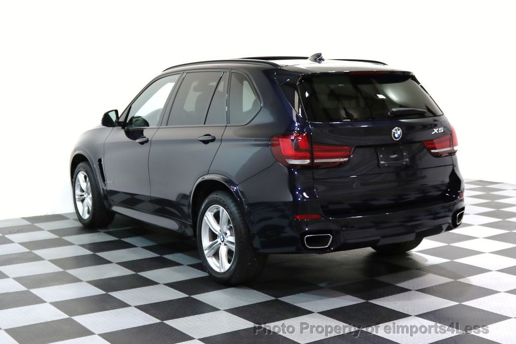 2015 BMW X5 CERTIFIED X5 xDRIVE50i AWD M SPORT Active Cruise 3RD ROW SEATING - 17395739 - 34