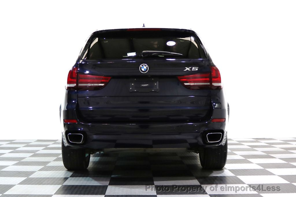 2015 BMW X5 CERTIFIED X5 xDRIVE50i AWD M SPORT Active Cruise 3RD ROW SEATING - 17395739 - 35