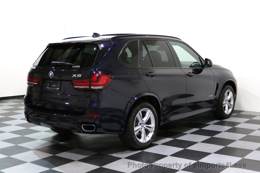 2015 BMW X5 CERTIFIED X5 xDRIVE50i AWD M SPORT Active Cruise 3RD ROW SEATING - 17395739 - 36