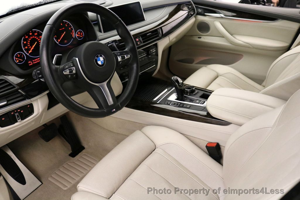 2015 BMW X5 CERTIFIED X5 xDRIVE50i AWD M SPORT Active Cruise 3RD ROW SEATING - 17395739 - 37