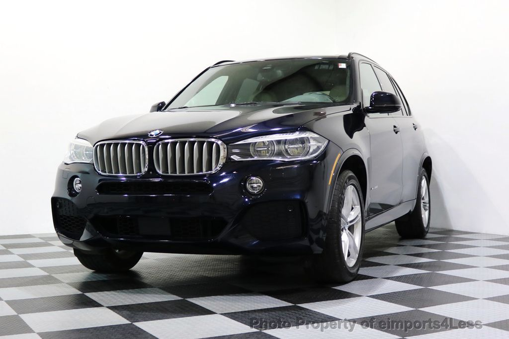 2015 BMW X5 CERTIFIED XDRIVE50i AWD M SPORT Active Cruise 3RD ROW SEATING