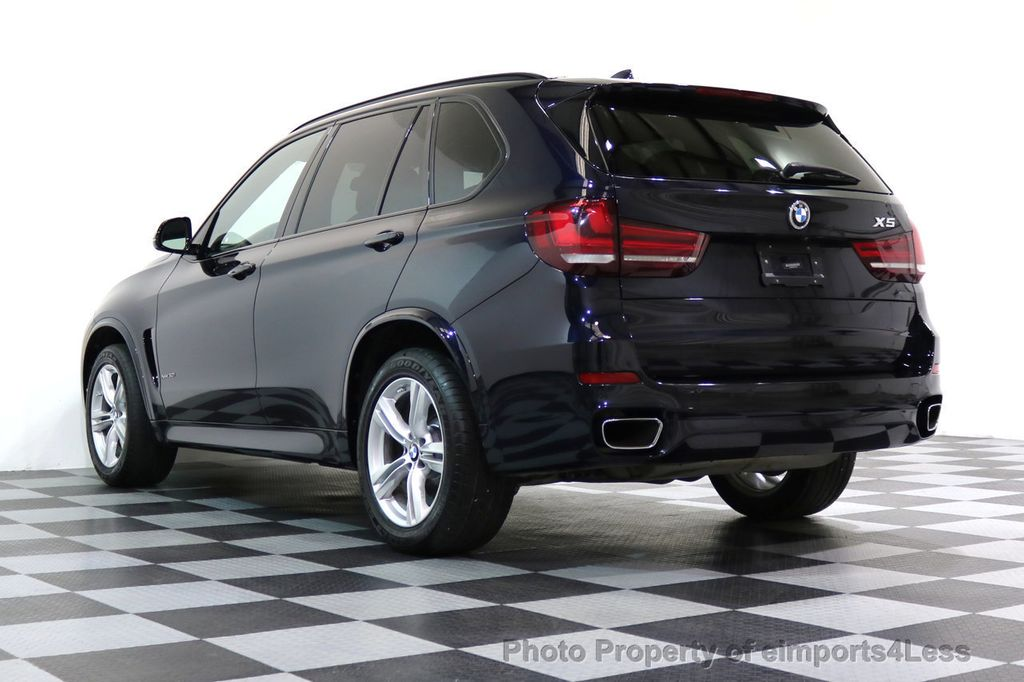 2015 BMW X5 CERTIFIED X5 xDRIVE50i AWD M SPORT Active Cruise 3RD ROW SEATING - 17395739 - 50