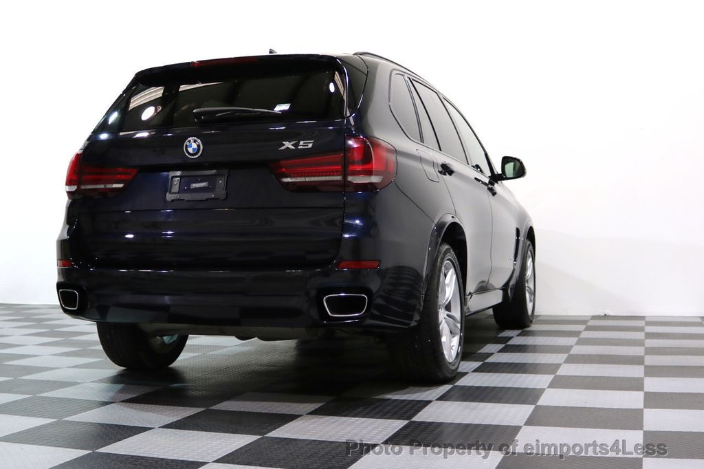 2015 BMW X5 CERTIFIED X5 xDRIVE50i AWD M SPORT Active Cruise 3RD ROW SEATING - 17395739 - 51