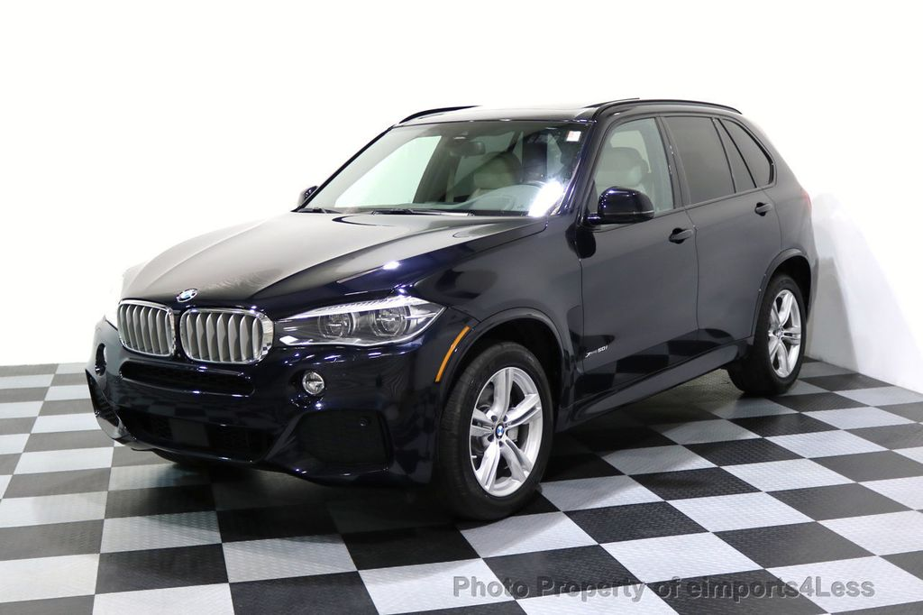 2015 BMW X5 CERTIFIED X5 xDRIVE50i AWD M SPORT Active Cruise 3RD ROW SEATING - 17395739 - 52