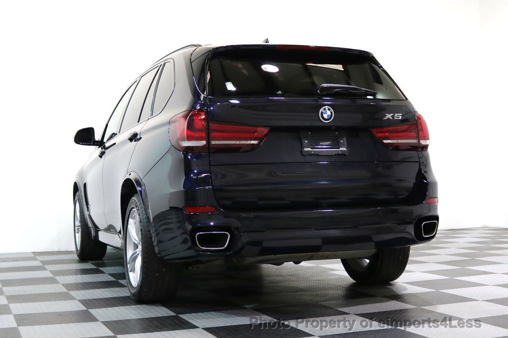 2015 BMW X5 CERTIFIED X5 xDRIVE50i AWD M SPORT Active Cruise 3RD ROW SEATING - 17395739 - 53