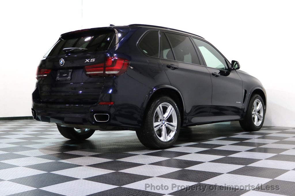 2015 BMW X5 CERTIFIED X5 xDRIVE50i AWD M SPORT Active Cruise 3RD ROW SEATING - 17395739 - 54
