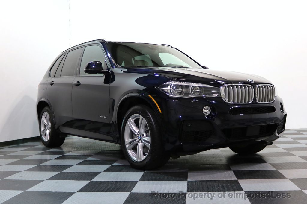 2015 BMW X5 CERTIFIED X5 xDRIVE50i AWD M SPORT Active Cruise 3RD ROW SEATING - 17395739 - 55