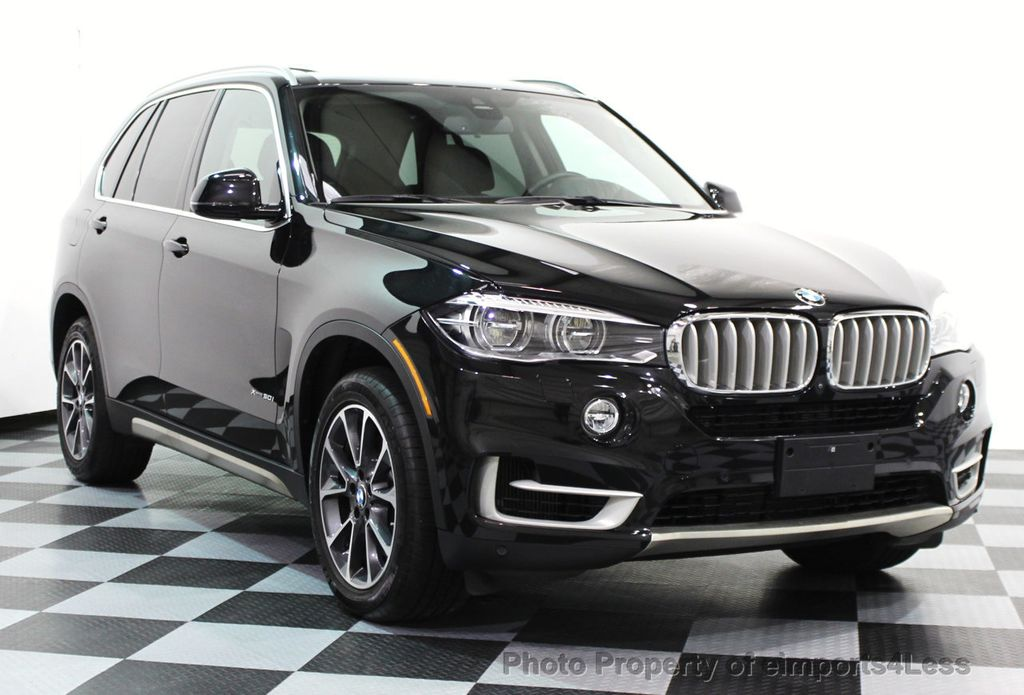 2015 Used Bmw X5 Certified X5 Xdrive50i Awd Xline Exec