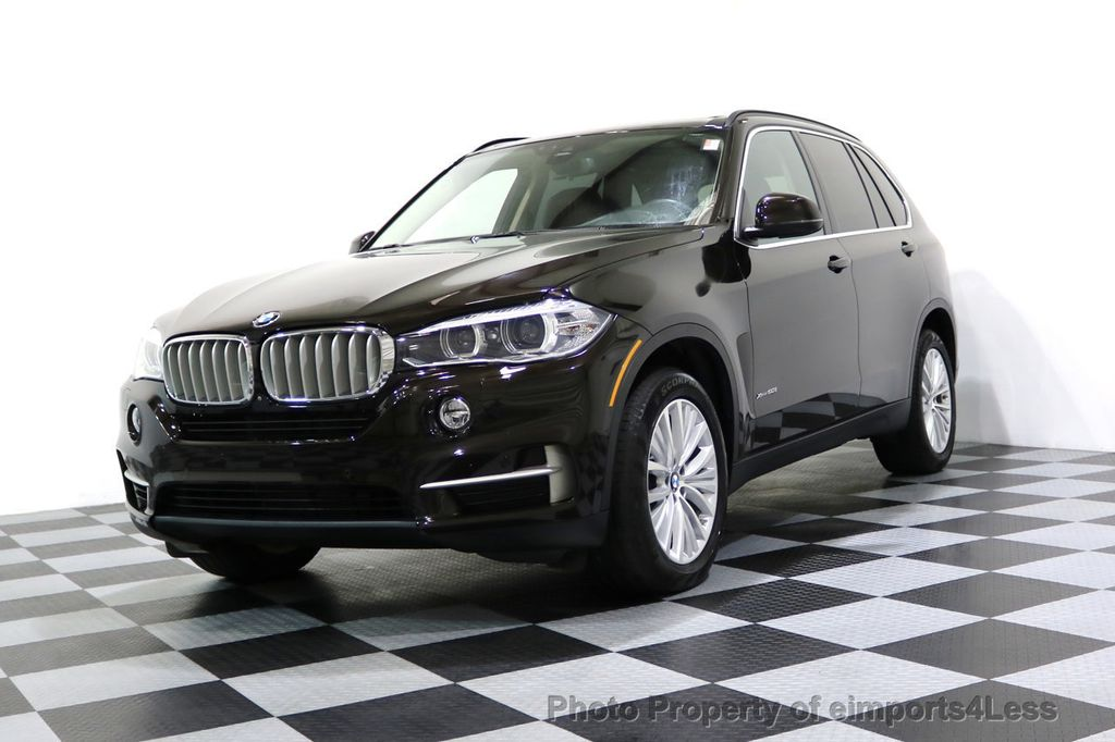 2015 BMW X5 CERTIFIED X5 xDRIVE50i V8 AWD Exec SELF PARKING NAVI - 17334096 - 14
