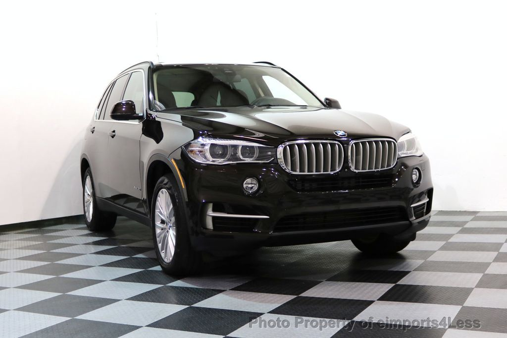 2015 BMW X5 CERTIFIED X5 xDRIVE50i V8 AWD Exec SELF PARKING NAVI - 17334096 - 15