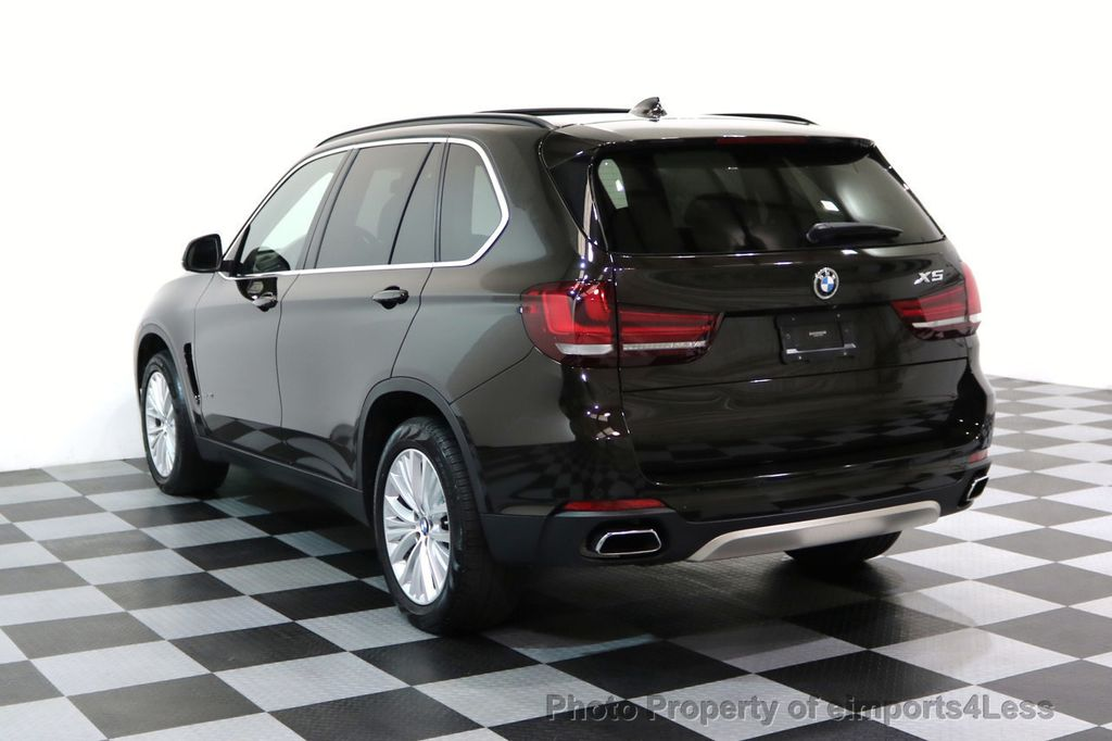 2015 BMW X5 CERTIFIED X5 xDRIVE50i V8 AWD Exec SELF PARKING NAVI - 17334096 - 16