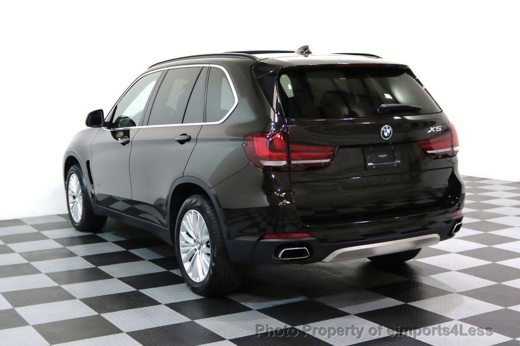 2015 BMW X5 CERTIFIED X5 xDRIVE50i V8 AWD Exec SELF PARKING NAVI - 17334096 - 16