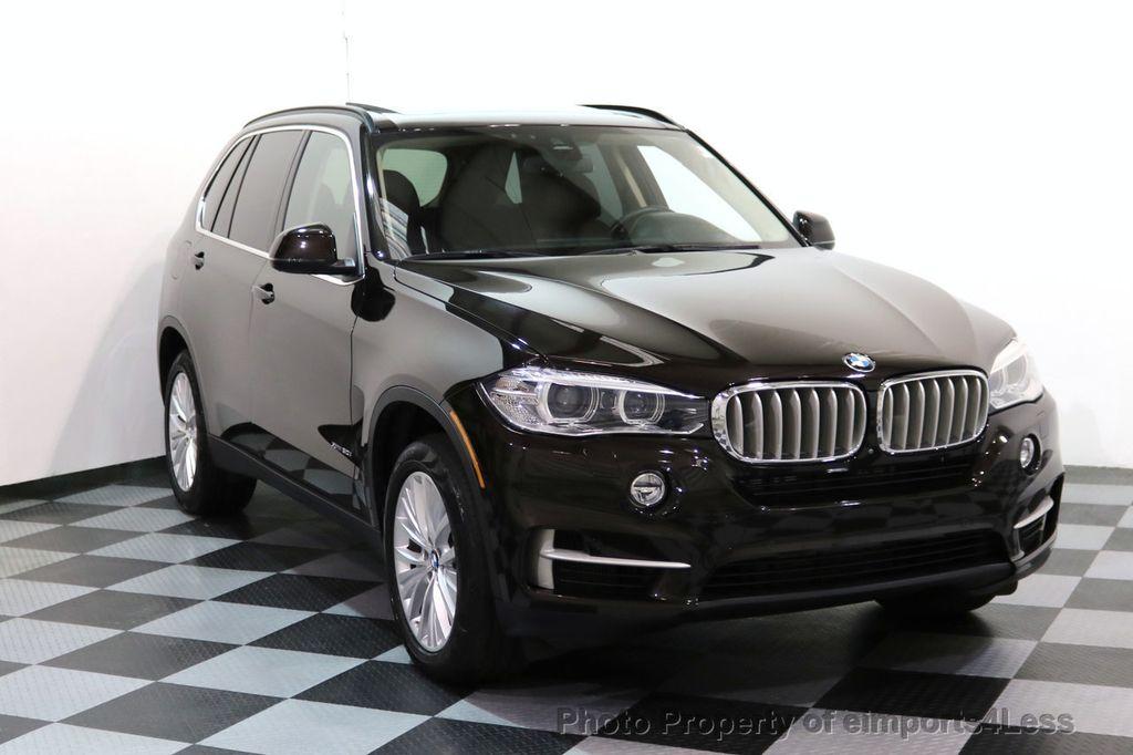 2015 BMW X5 CERTIFIED X5 xDRIVE50i V8 AWD Exec SELF PARKING NAVI - 17334096 - 1