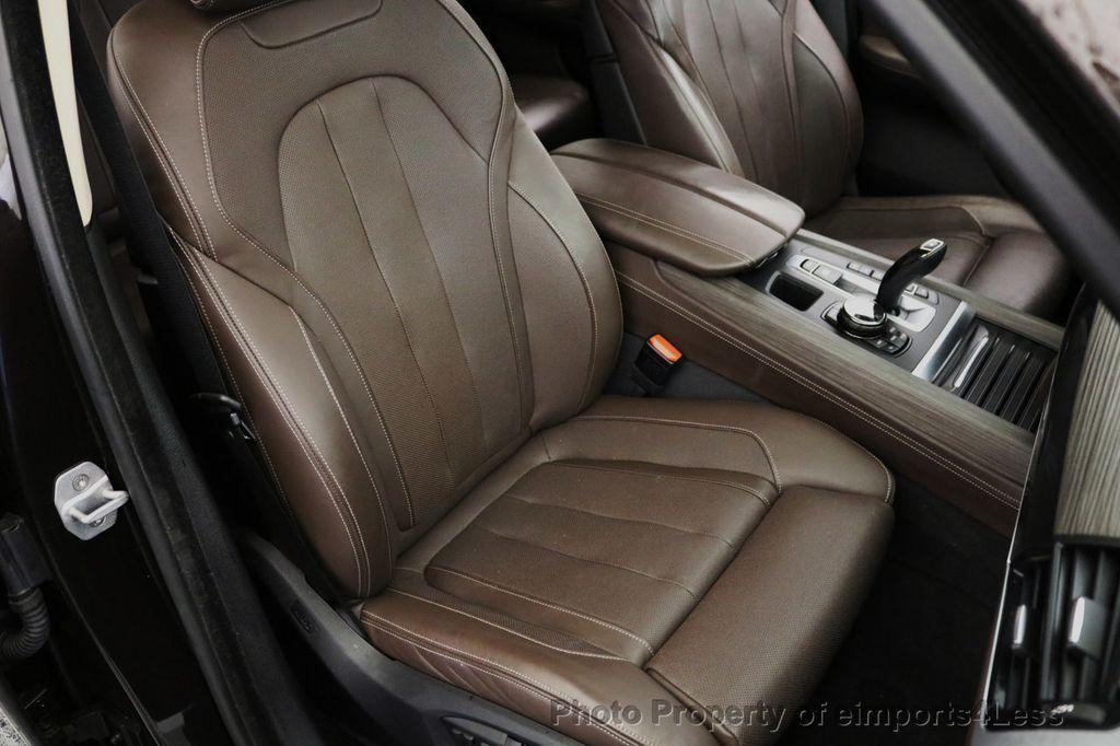2015 BMW X5 CERTIFIED X5 xDRIVE50i V8 AWD Exec SELF PARKING NAVI - 17334096 - 24