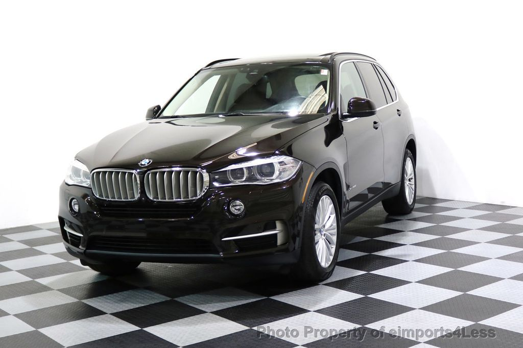 2015 BMW X5 CERTIFIED X5 xDRIVE50i V8 AWD Exec SELF PARKING NAVI - 17334096 - 26